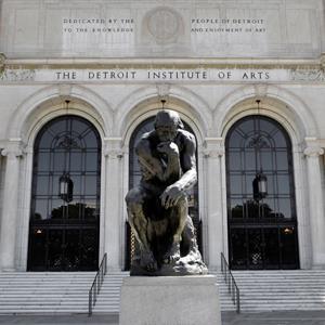 Auguste Rodin's sculpture