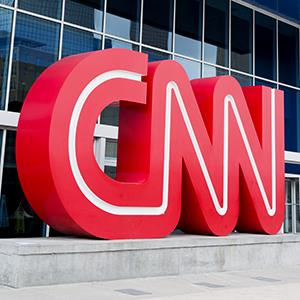 File photo of the CNN Center in Atlanta (© Richard Cummins/Corbis)