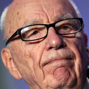Rupert Murdoch in October 2011 (© Justin Sullivan/Getty Images)