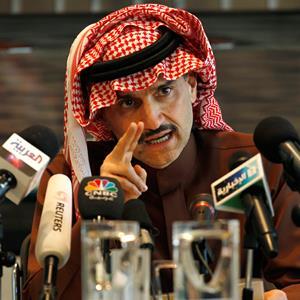 Saudi Prince Alwaleed bin Talal (© Fahad Shadeed/Reuters)