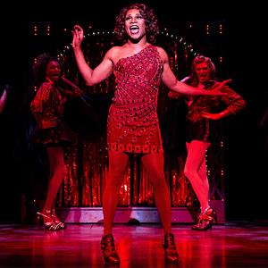 Billy Porter during a performance of 'Kinky Boots' (© Matthew Murphy/The O+M Company/AP)