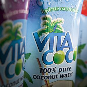 File photo of Vita Coco coconut water (© Andrew Harrer/Bloomberg via Getty Images)
