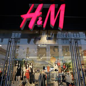 An H&M store in New York, on May 31, 2013 (© Mark Lennihan/AP)