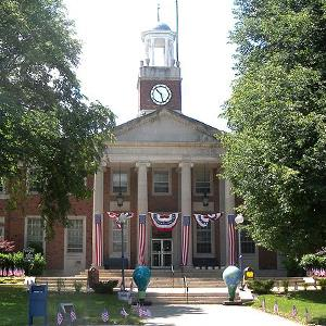 Municipal Building in West Orange, New Jersey