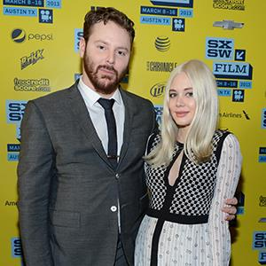 File photo of Sean Parker and fiancé Alexandra Lenas on March 10, 2013 in Austin, Texas (© Michael Buckner/Getty Images for SXSW)