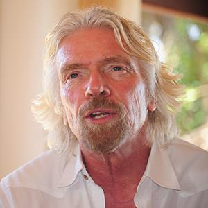 File photo of Richard Branson on May 17, 2013 (© Todd Vansickle/AP Photo)