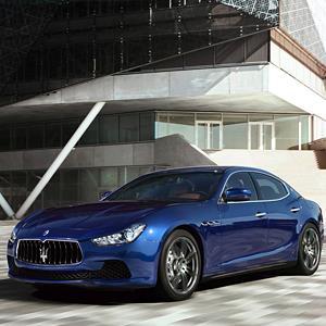2013 Maserati Ghibli (© Maserati)
