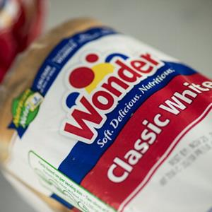 A bag of Wonder Bread