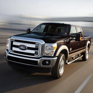 Ford F-250 Super Duty pickup truck (© Ford Motor Company)