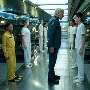 Scene from Ender's Game (© Moviestore/Rex Features)