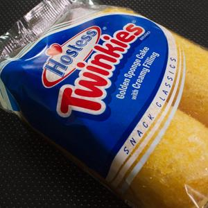 Twin pack of Hostess Twinkies (© PAUL J. RICHARDS/AFP/Getty Images)