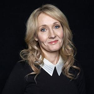 File photo of J.K. Rowling on Oct. 16, 2012 (© Dan Hallman/Invision/AP Photo)