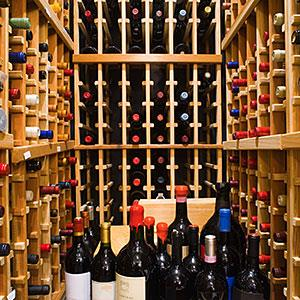 Wine cellar (© Carlos Davila, Photographer)