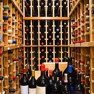 Wine cellar (© Carlos Davila, Photographer)