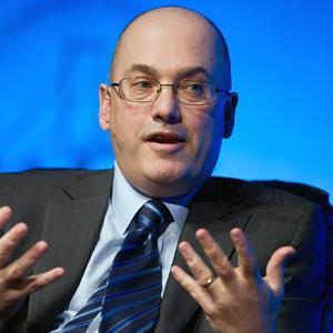 Hedge fund manager Steven A. Cohen (© Steve Marcus/Reuters)