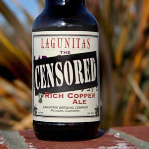 Lagunitas Censored aleVia: http://tinyurl.com/kszrw6d