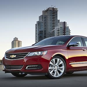 2014 Chevrolet Impala LTZ (© Chevrolet/AP Photo)