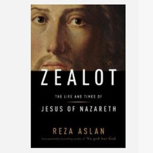 "Cover of ""Zealot: The Life and Times of Jesus of Nazareth"" by Reza Aslan (© Reza Aslan)"