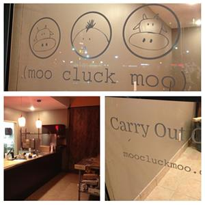 Photo montage of Moo Cluck Moo restaurant in Dearborn Heights, Mich. (© Moo Cluck Moo via Facebook)