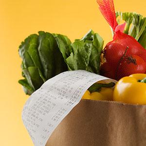 Groceries (© Tetra Images/Corbis)
