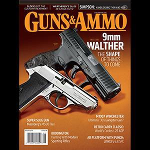 Guns & Ammo August 2013 cover (© Guns & Ammo via Facebook)