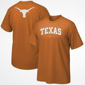 University of Texas at Austin t-shirts (Courtesy of Fanatics Retail Group)