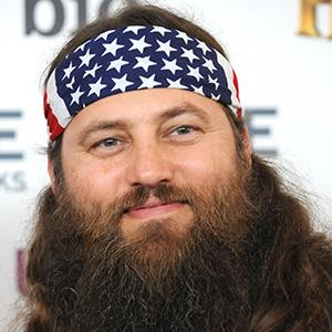 Willie Robertson on May 8, 2013 (© Jennifer Graylock/FilmMagic/Getty