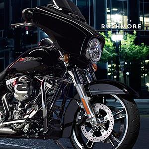 Screenshot of Harley Davidson's new Street Glide Special (© Harley-Davidson)