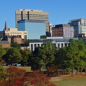 Downtown Columbia, SC (Via Wikipedia)