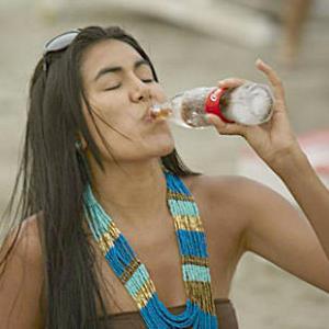 © 2013 The Coca-Cola CompanySpecial edition Coca-Cola bottles made of ice