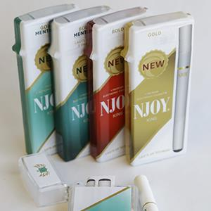 NJOY electronic cigarettes (© Steve Helber/AP Photo)