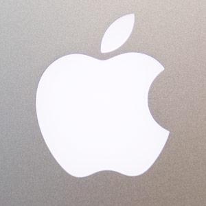Apple logo, David Paul Morris/Bloomberg via Getty Images