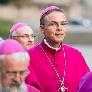 The Bishop of Limburg, Franz-Peter Tebartz van Elst