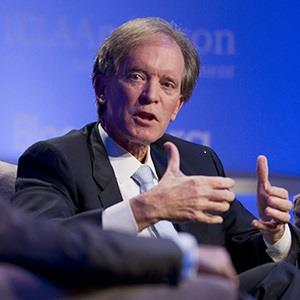 File photo of Bill Gross, co-chief investment officer of Pacific Investment Management Co., on Nov. 17, 2011 (© Andrew Harrer/Bloomberg via Getty Images)