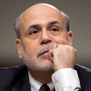 Federal Reserve Chairman Ben Bernanke (© Manuel Balce Ceneta/AP)