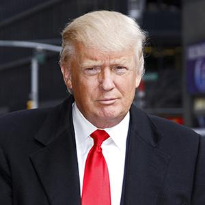 File photo of Donald Trump on March 26, 2013 in New York City (copyright Donna Ward/Getty Images)