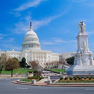 Image: Washington, D.C. (© Bilderbuch/Design Pics/Corbis)