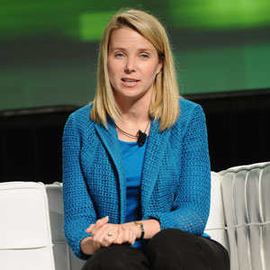 Marissa Mayer &#169; Araya Diaz/Getty Images for TechCrunch