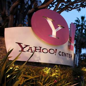 The Yahoo! offices in Santa Monica, Calif. © MARIO ANZUONI/Newscom/RTR