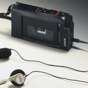 The original 'Walkman', model TCS 300, made by Sony © SSPL/Getty Images)