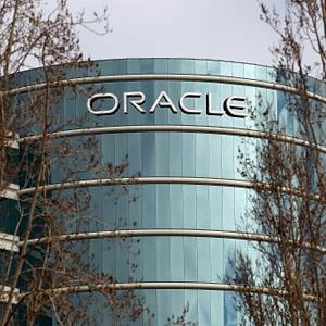 The Oracle headquarters