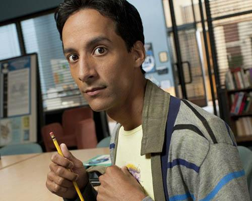 Abed (played by Danny Pudi) is a huge fan of Inspector Spacetime in Community.