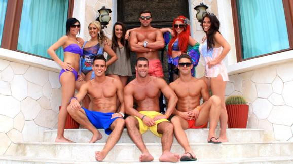 Geordie Shore is back! MTV