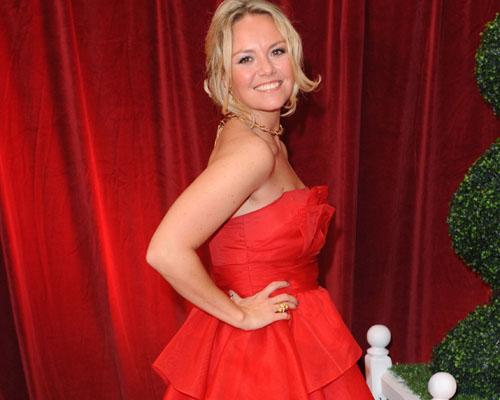 Will Charlie Brooks be a contestant on the show?