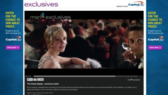 Don't miss our Exclusives on MSN UK. Image MSN