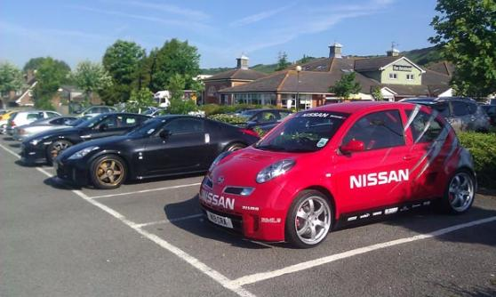 Nissan Micra 350SR not going to Le Mans (c) Motoring Research
