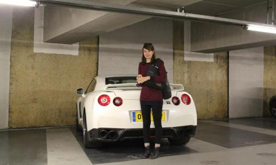 Nissan GT-R Track Pack (c) Motoring Research