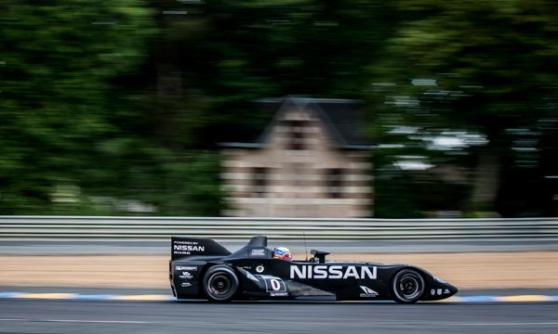 Nissan DeltaWing at Le Mans 2012 (c) Nissan