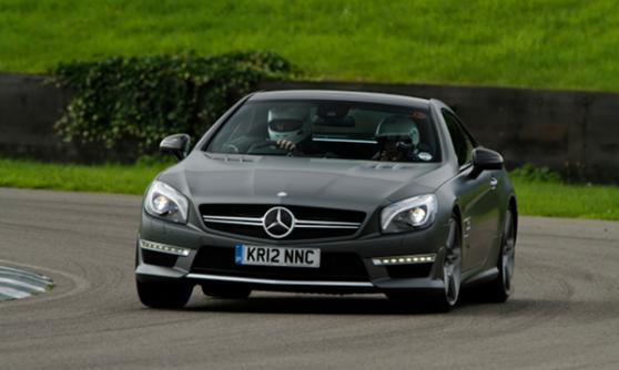 2012 Mercedes-Benz SL 63 AMG - (C) Mercedes-Benz