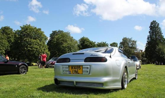 Toyota Supra, Beaulieu Simply Japanese 2012 (c) CJ Hubbard / Motoring Research